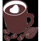 Káva, kakao a karob