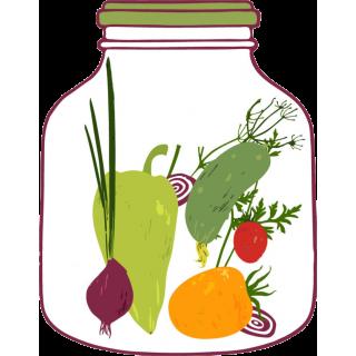 Zelenina a zaváraniny