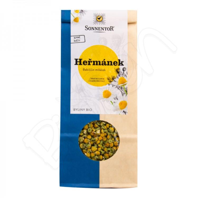 Harmanček sypaný čaj BIO 50g Sonnentor