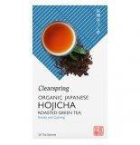 HOJICHA japonský zelený čaj BIO 70g Clearspring