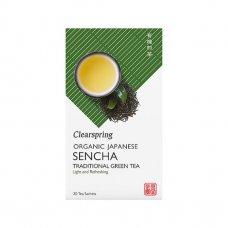 Sencha japonský zelený čaj 36g BIO Clearspring