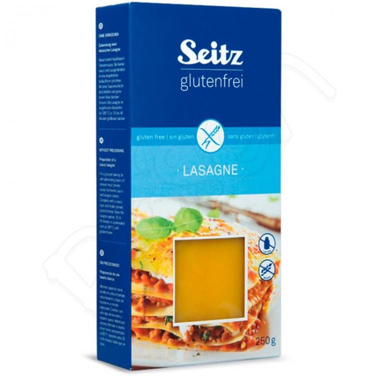 Lasagne BZL cestoviny 250g De Seitz