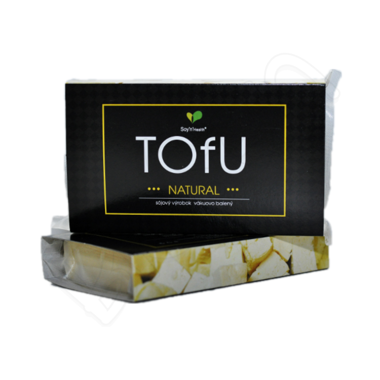 Tofu NATURAL 200g Soy'n'Health