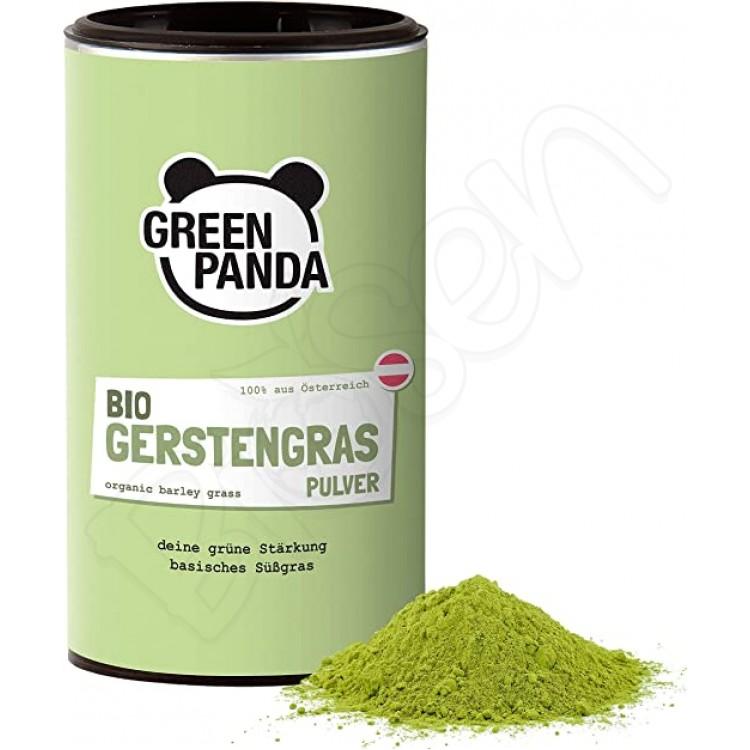 Zelený jačmeň BIO 125g Green Panda