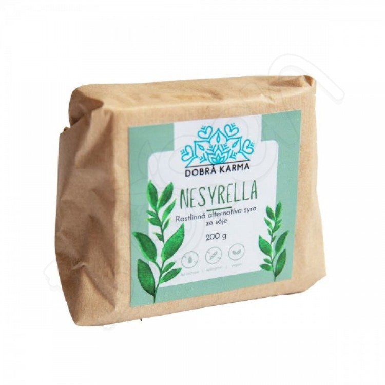 Nesyrella - mozzarella 250g Dobrá Karma