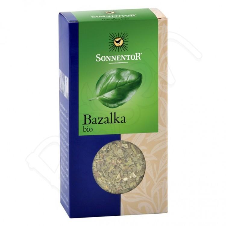 Bazalka BIO 15g Sonnentor