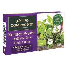 Bujón bylinkový provensálske korenie -  kocky BIO 80g Natur Compagnie