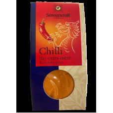 Chilli bio extra ostré Kajenské korenie - mleté 40g Sonnentor
