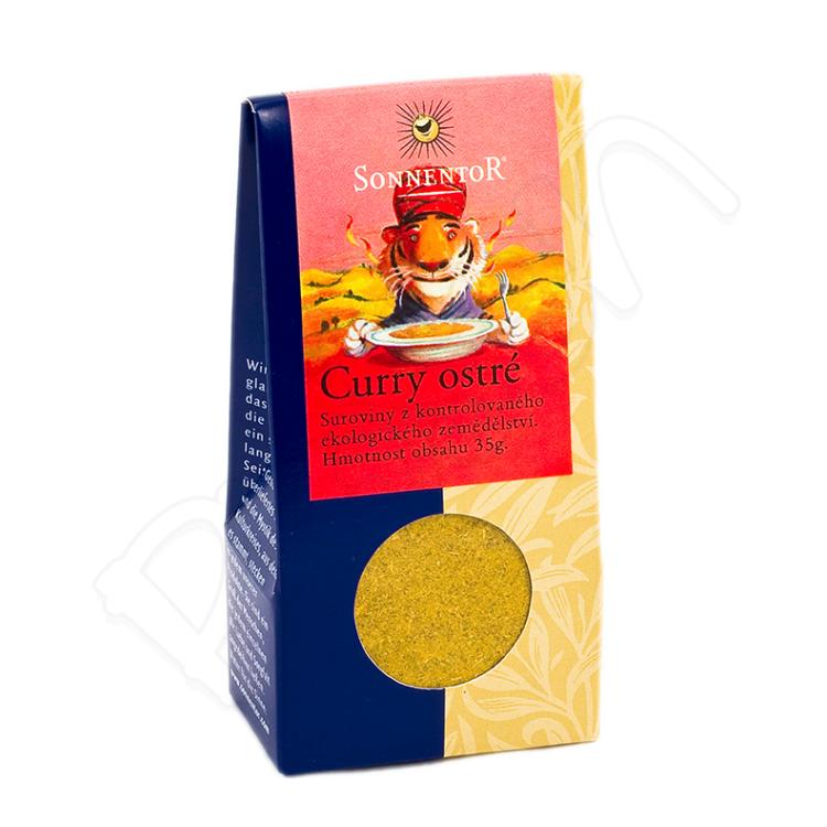 Curry ostré BIO 50g Sonnentor