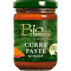 Curry pasta - ostrá BIO 125g Rinatura