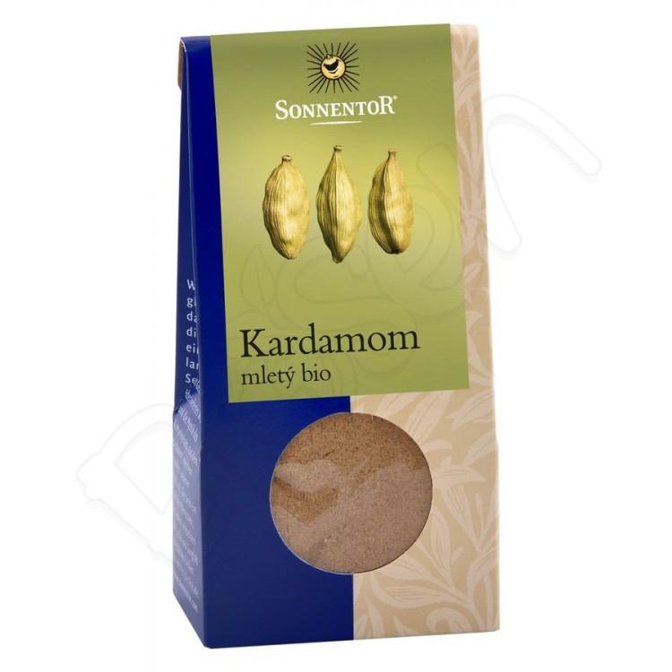 Kardamon mletý BIO 50g Sonnentor