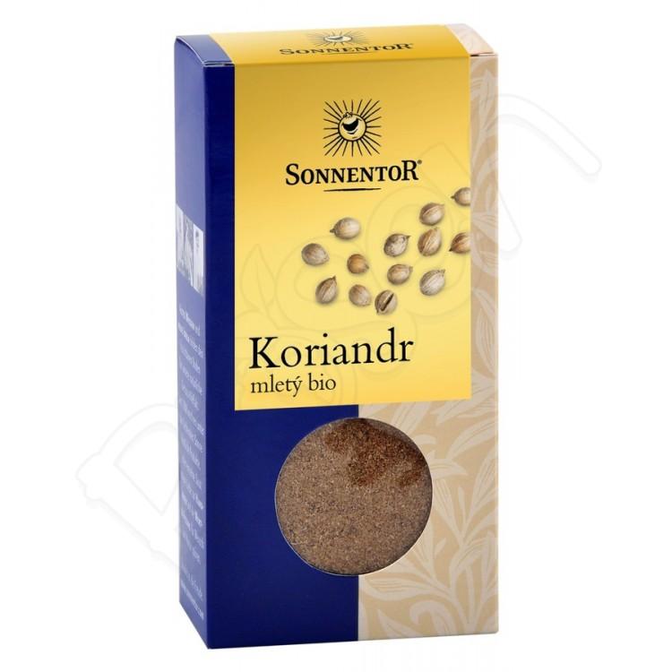 Koriander mletý BIO 40g Sonnentor