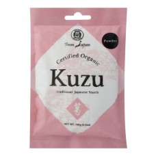 Kuzu - koreňový škrob (zahusťovadlo) 100g BIO Muso