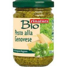 Pesto alla Genovese BIO 125g Rinatura