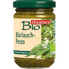Pesto divoký cesnak BIO 125g Rinatura