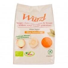 Bujón zeleninový Würzl - sáčok bez droždia BIO 250g Eden