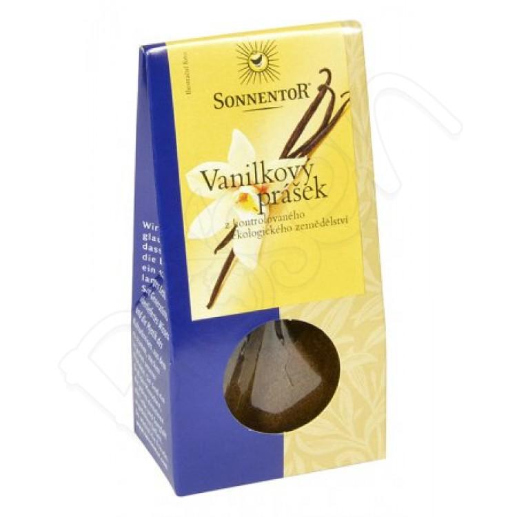 Vanilkový prášok mletý BIO 10g Sonnentor