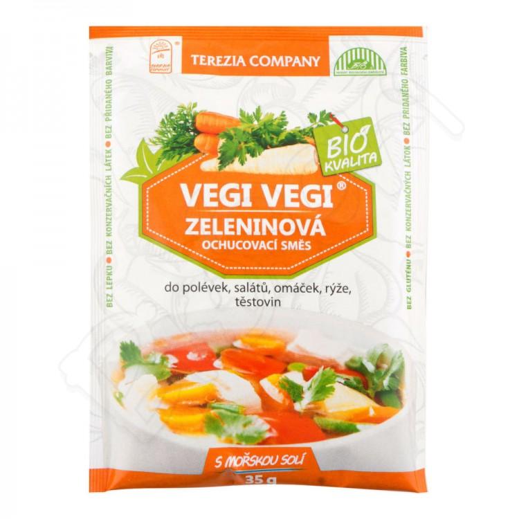 Zmes ochucovadiel Vegi Vegi BIO 35g Terezia Company