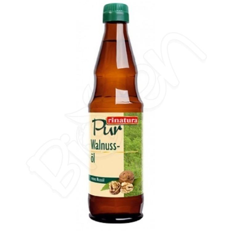 Olej z vlašských orechov 500ml Rinatura