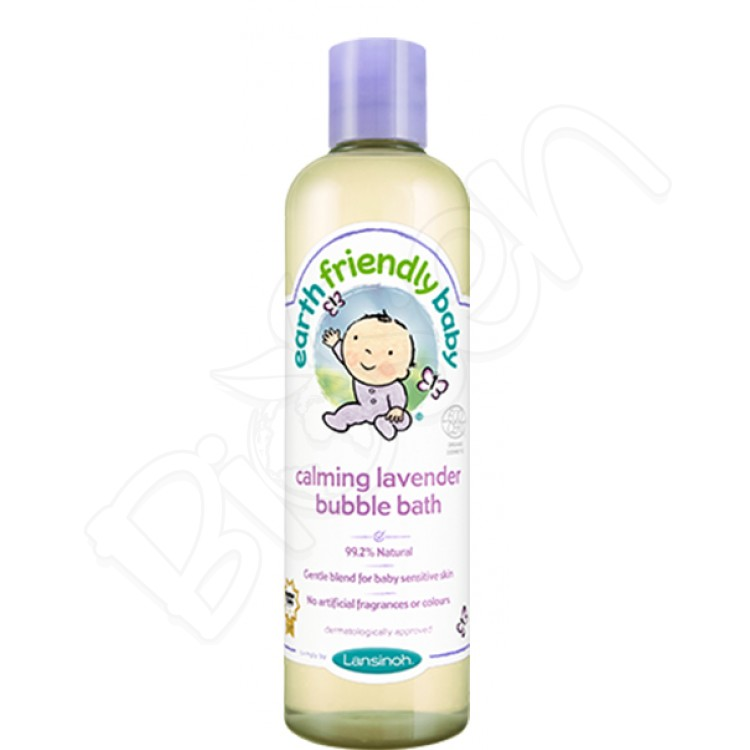 Pena do kúpeľa LEVANDUĽA 300ml Earth Friendly Baby