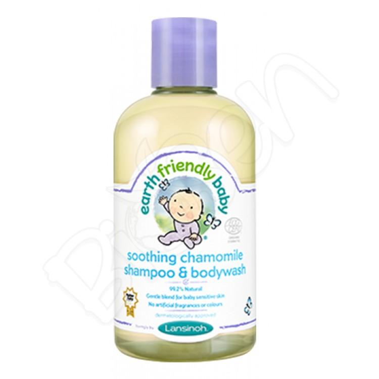 Šampón a sprchový gél NECHTÍK 2v1 250ml Earth Friendly Baby