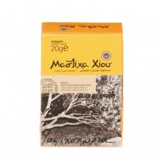 Masticha surová - veľké kryštály 20g Chios Masticha