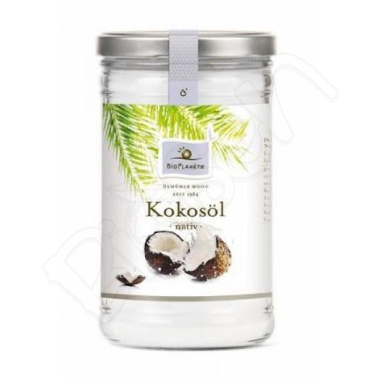 Kokosový panenský olej BIO 950ml Bioplanete