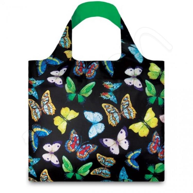 Nákupná taška Wild Butterflies LOQI