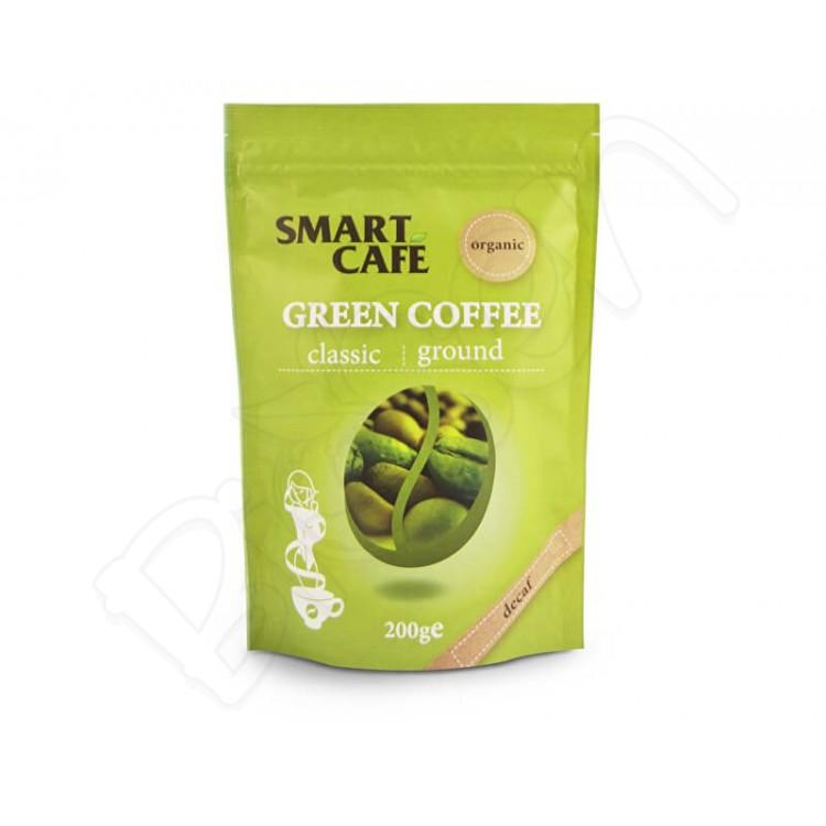 Zelená káva BIO RAW 200g (bez kofeínu) Dragon Superfoods