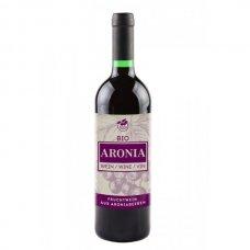 Arónia víno BIO polosuché 0,75l Aronia Original
