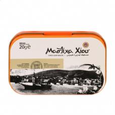Masticha surová - stredné kryštály 20g (kovová krabička) Chios masticha