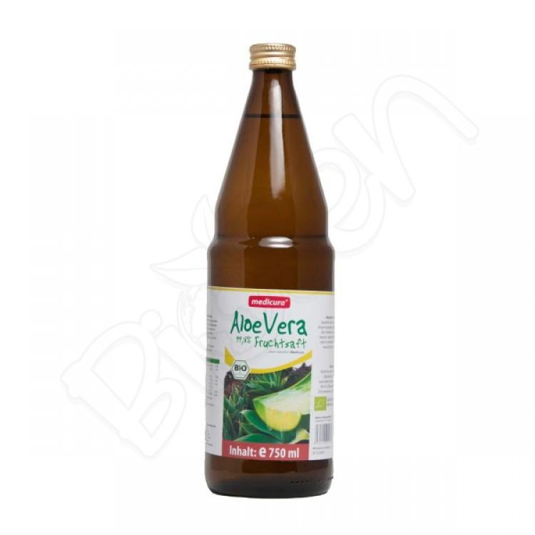 Aloe vera šťava BIO 100% 750ml Medicura