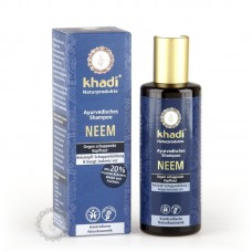 Šampón NEEM proti lupinám 210 ml Khadi