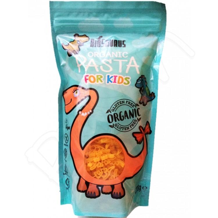 Cestoviny pre deti Organic Pasta 200g Biosaurus
