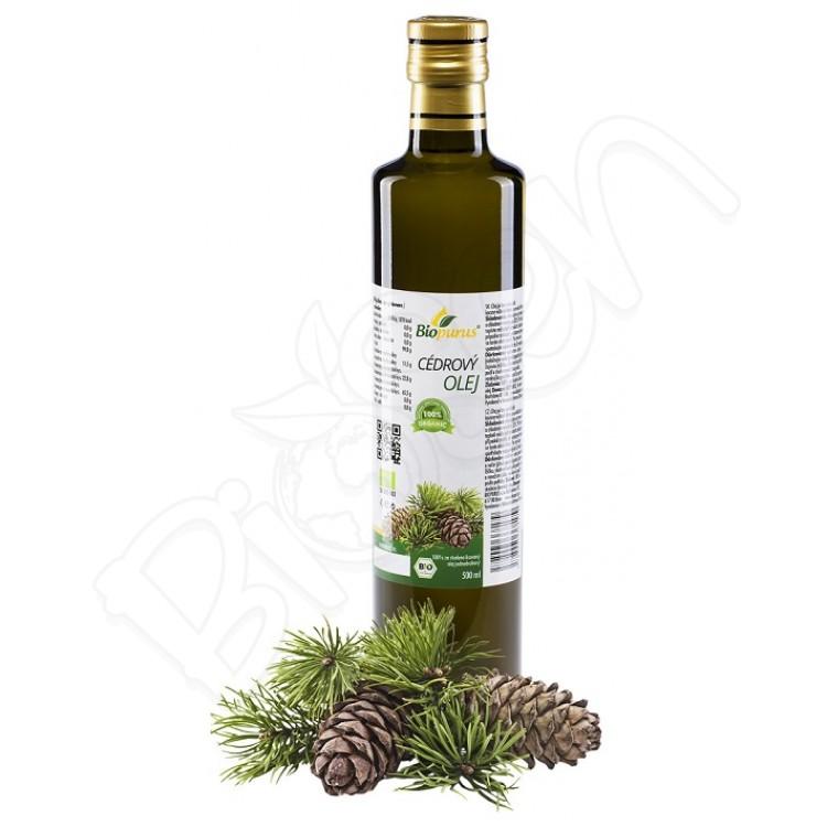 Cédrový olej 250ml Biopurus