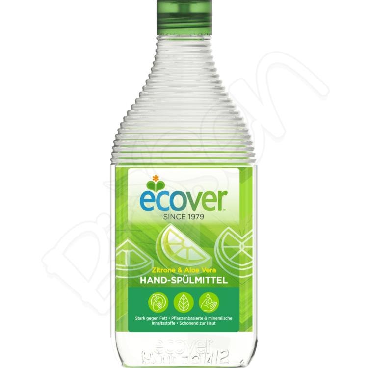 Na riad s aloe a citrónom 950ml Ecover
