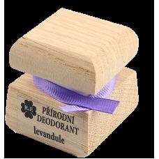 Prírodný krémový dezodorant s vôňou levandule 15 ml RaE