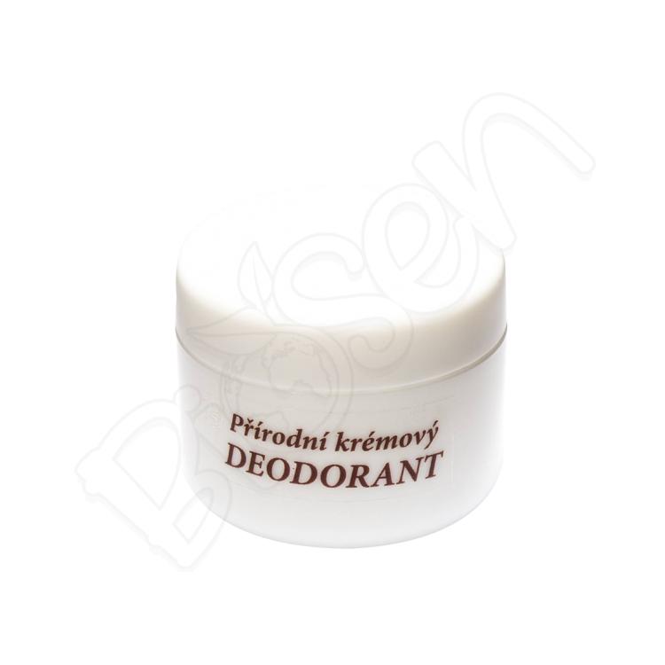 Prírodný krémový dezodorant - náplň 15ml (vôňa podľa výberu)