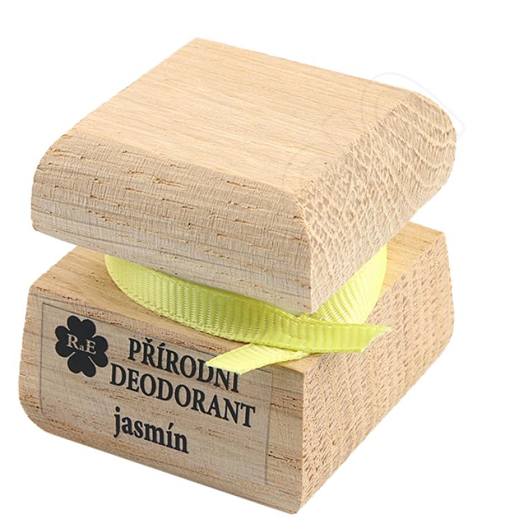 Prírodný krémový dezodorant s vôňou jazmínu 15 ml RaE