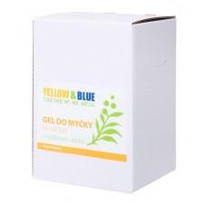 Gel do umývačky riadu 5L Yellow&Blue