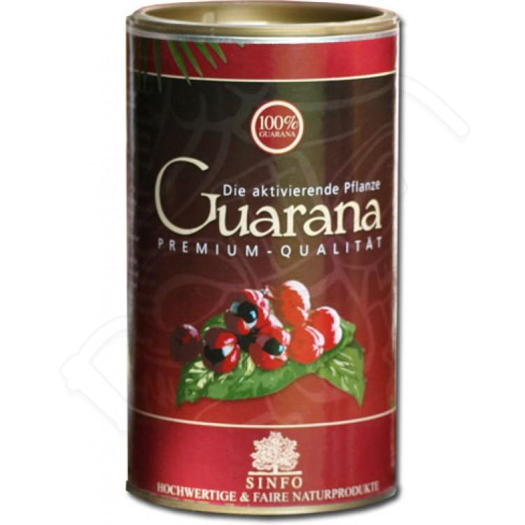 100% Guarana BIO 250g Sinfo