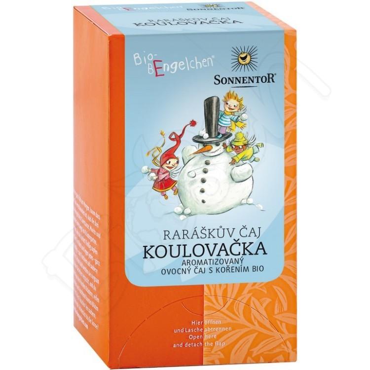 Raráškov čaj Guľovačka 40g BIO Sonnentor