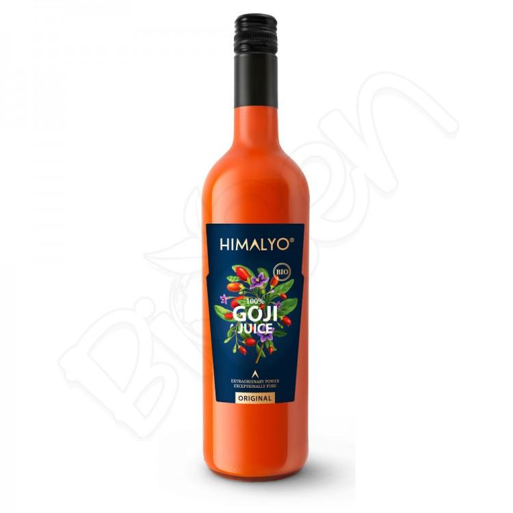 Goji Originál 100% Juice Bio 750ml Himalyo