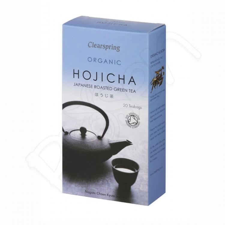 HOJICHA japonský zelený čaj BIO 40g Clearspring