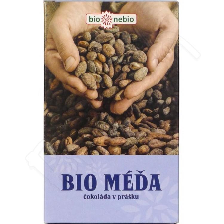 Kakaový nápoj v prášku BIO Méďa 150g Bionebio