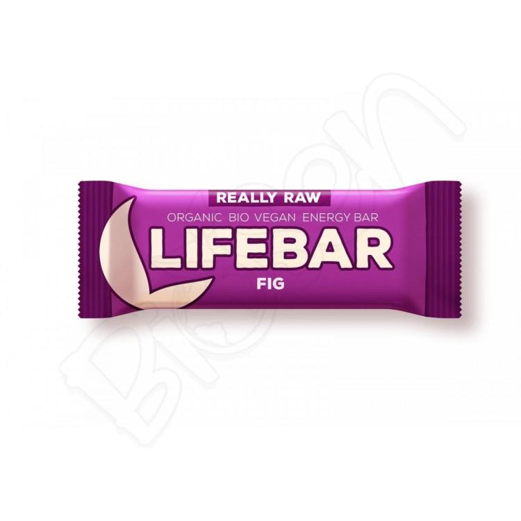Tyčinka figy BIO 47g Lifebar