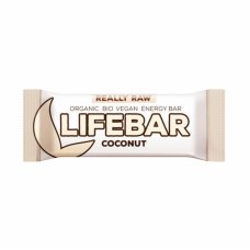 Tyčinka kokos BIO 47g Lifebar