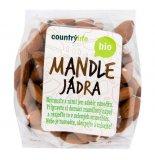 Mandle sladké BIO 250g Country Life