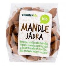 Mandle sladké BIO 100g Country Life