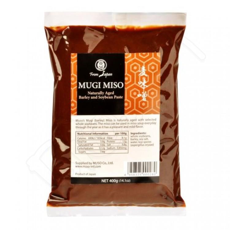 Miso mugi – jačmenné 400g Muso